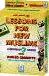 Lessons for New Muslims (7 books with cassette)